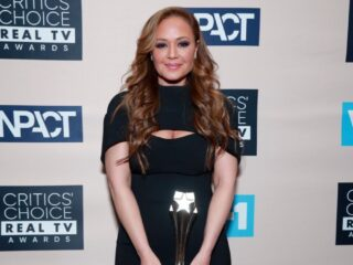 Critics' Choice Real TV Awards - Press Room