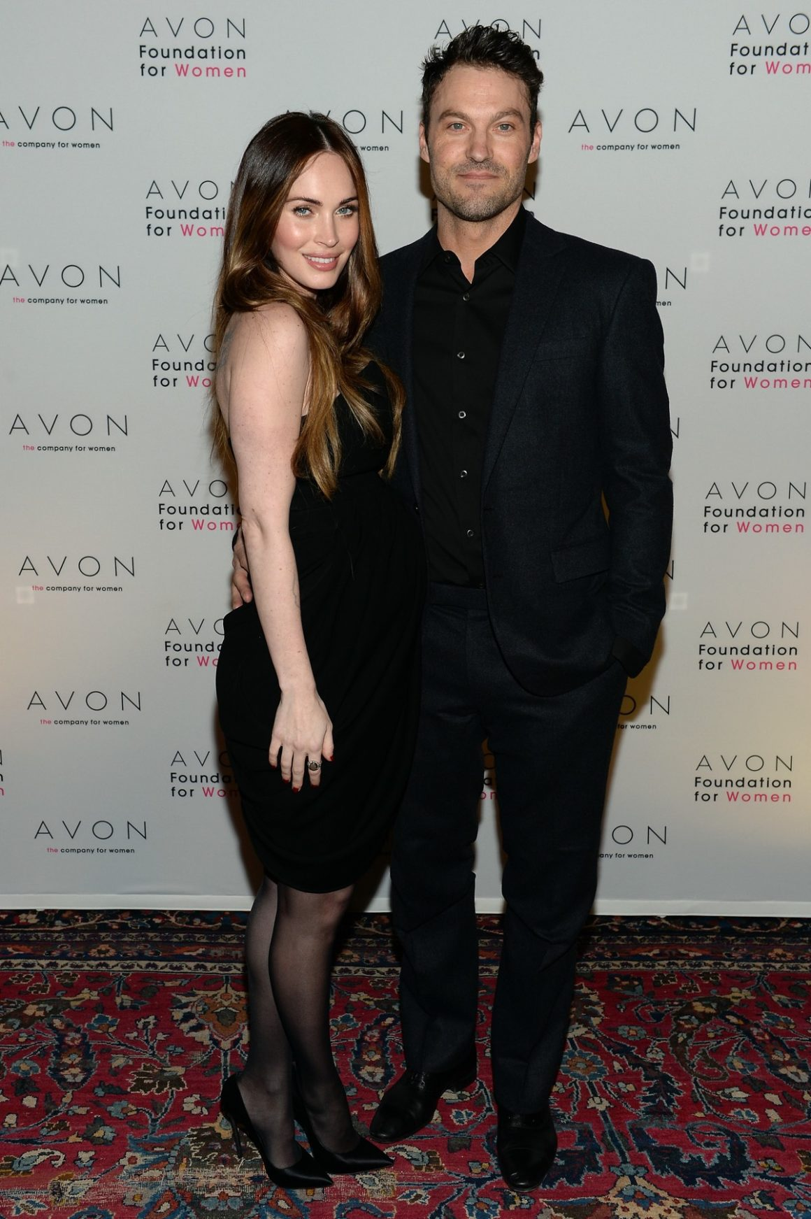 Megan Fox Helps Avon Foundation Launch #SeeTheSigns of Domestic Violence CampaignNovember 25, 2013 – The Morgan Library & Museum