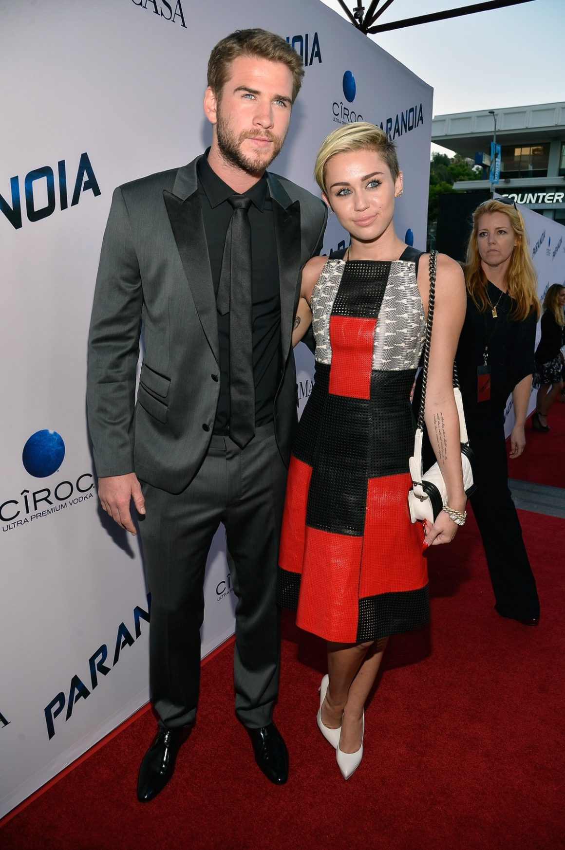 "Premiere Of Relativity Media's ""Paranoia"" - Red Carpet"