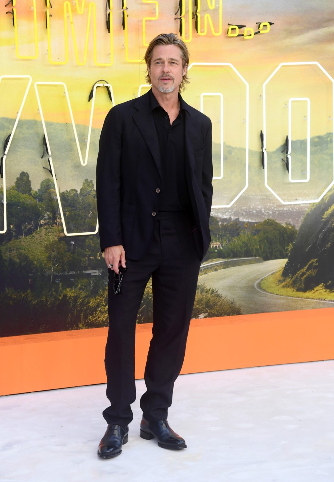 """""""Once Upon a Time... in Hollywood"""" UK Premiere - Red Carpet Arrivals"""