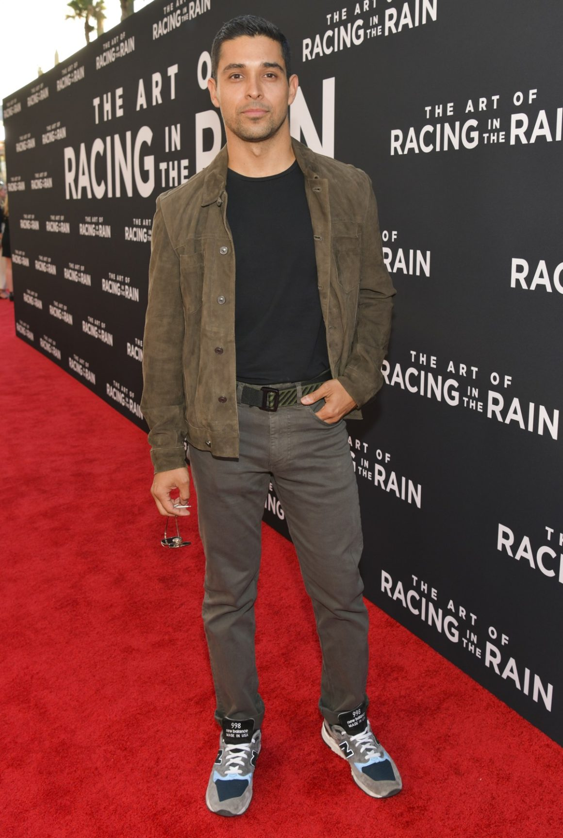 """Premiere Of 20th Century Fox's """"The Art Of Racing In The Rain"""" - Red Carpet"""