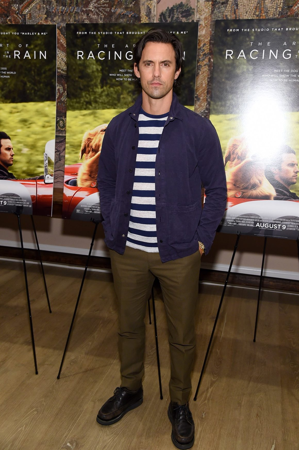 """The Art Of Racing In The Rain"" New York Premiere"