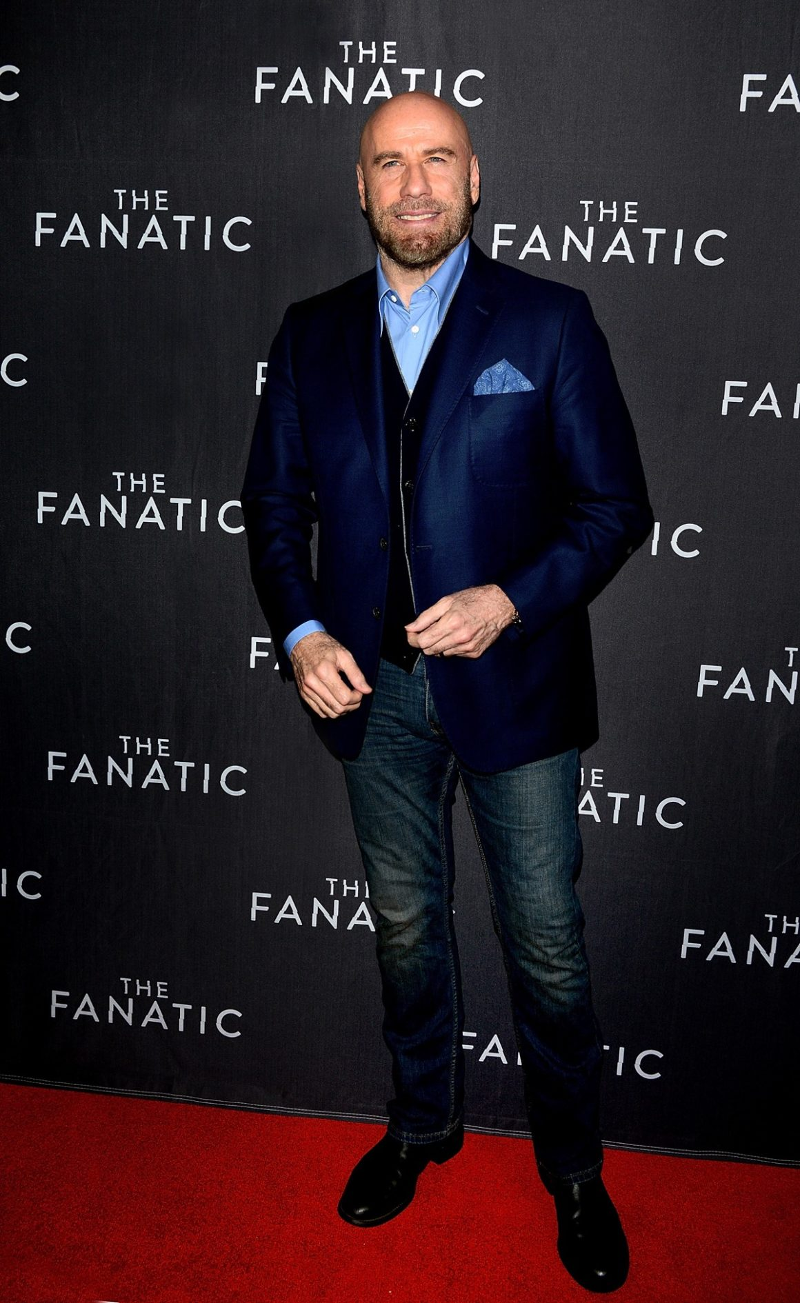 """The Fanatic"" Florida Premiere With Star Of The Film John Travolta"