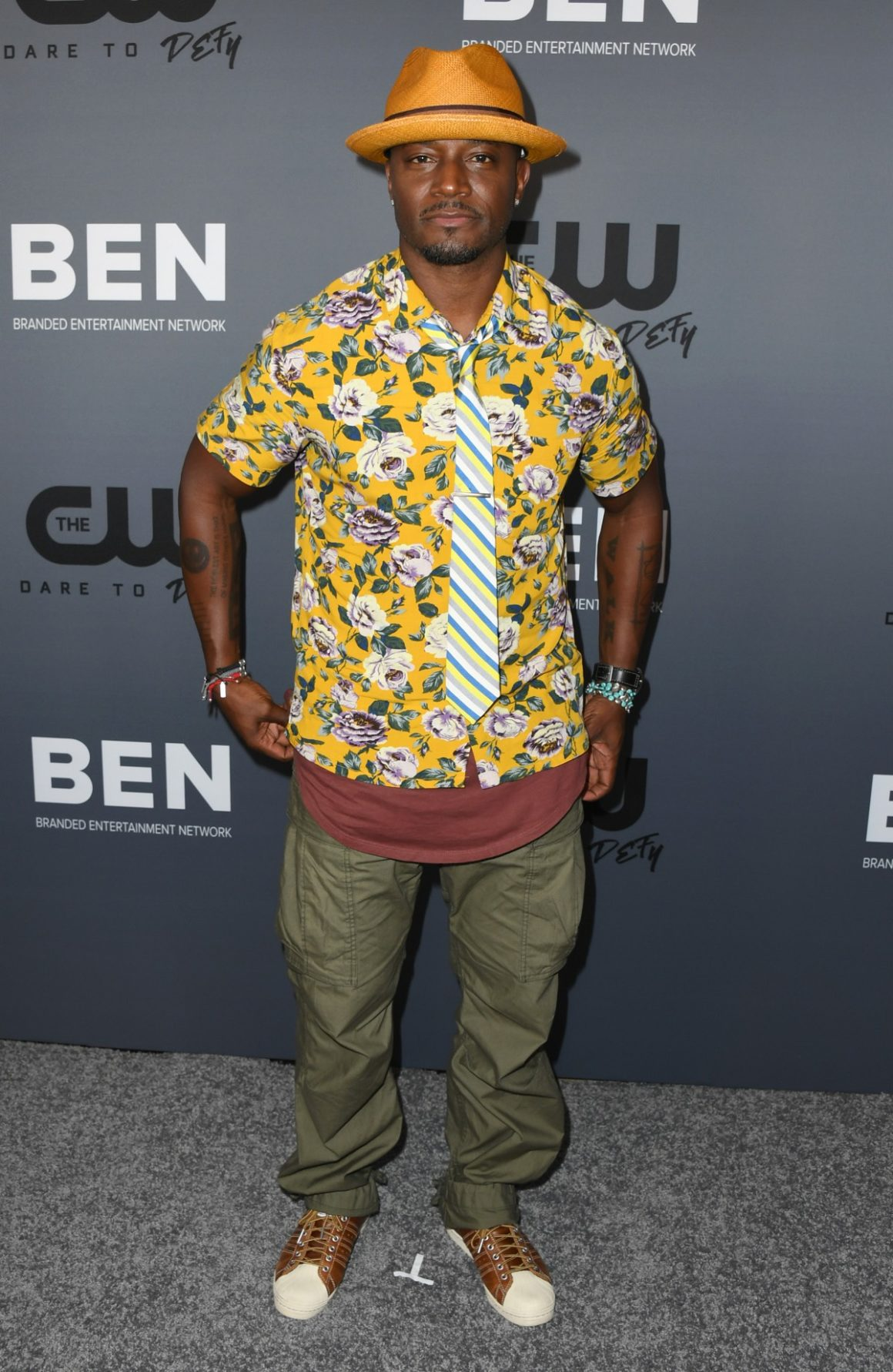 The CW's Summer TCA All-Star Party - Arrivals