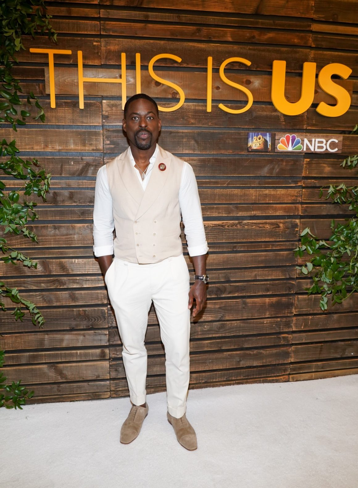 "NBC's ""This Is Us"" Pancakes With The Pearsons - Arrivals"