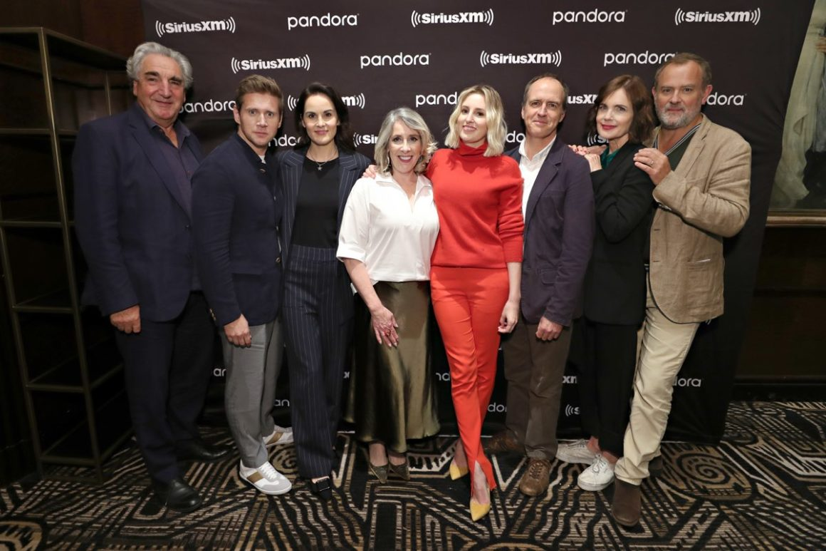 SiriusXM Town Hall Special With The Cast Of Downton Abbey Hosted By Andy Cohen On His Exclusive SiriusXM Channel Radio Andy
