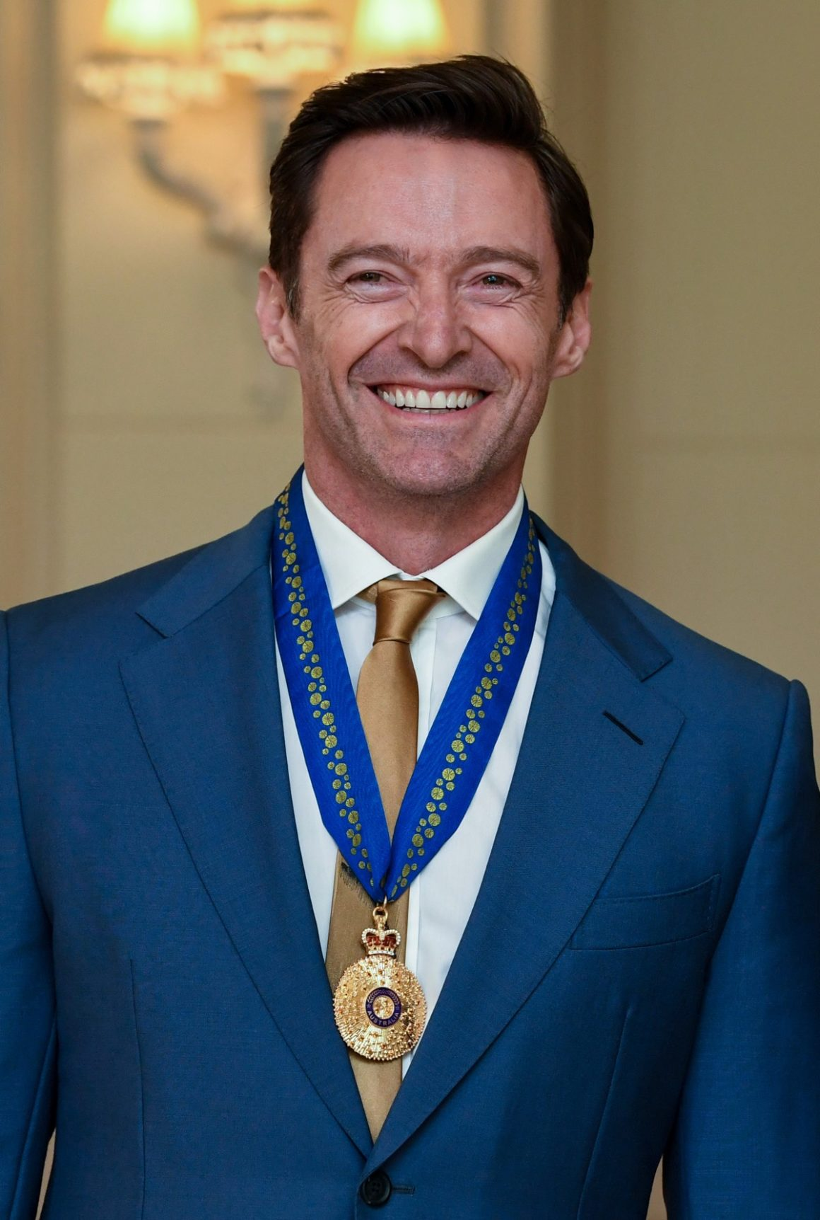 Hugh Jackman Awarded Order Of Australia