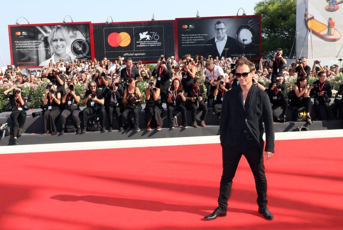 Campari Prize Ceremony To Luca Bigazzi - The 76th Venice Film Festival