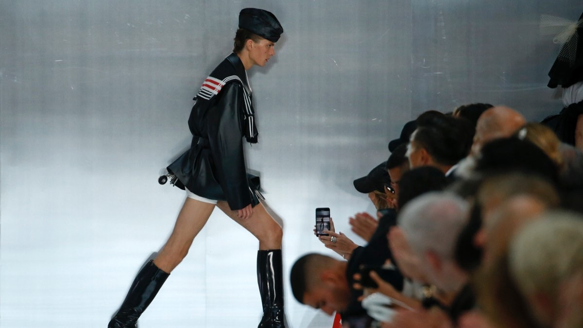 Maison Margiela : Runway - Paris Fashion Week - Womenswear Spring Summer 2020