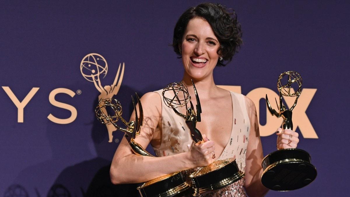 71st Emmy Awards- Press Room