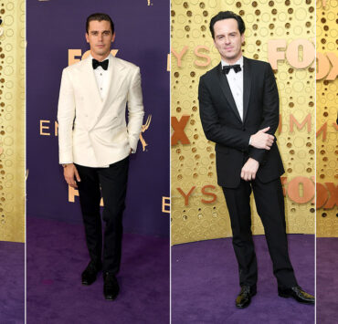 2019 Emmy Awards Red Carpet Recap: The Men