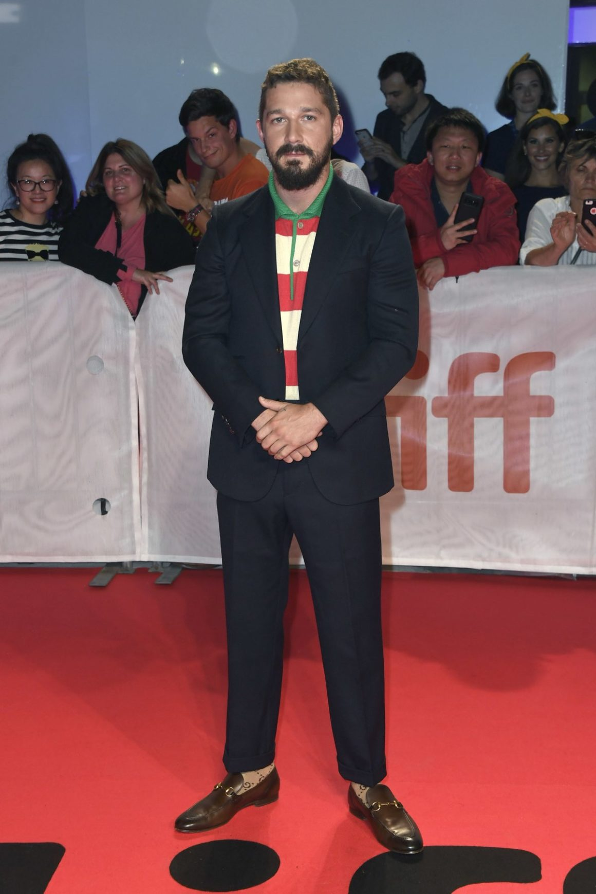 "2019 Toronto International Film Festival - ""Honey Boy"" Premiere - Arrivals"