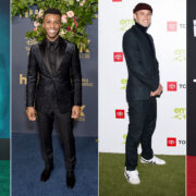 Red Carpet Recap: Jason Momoa, Dyllon Burnside, Harry Hudson, Norman Reedus