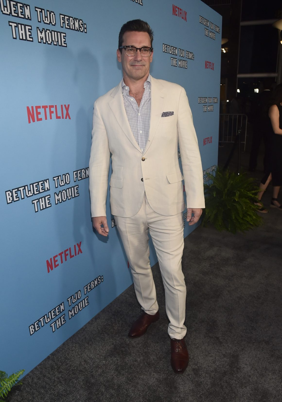 "LA Premiere Of Netflix's ""Between Two Ferns: The Movie"" - Red Carpet"