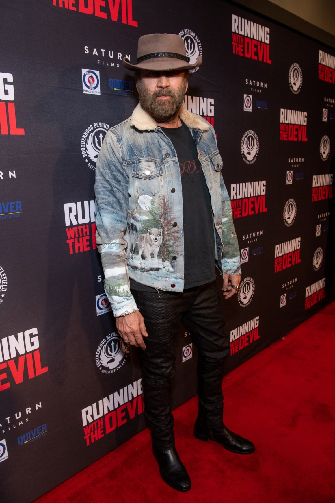 "Premiere Of Quiver Distribution's ""Running With The Devil"" - Red Carpet"