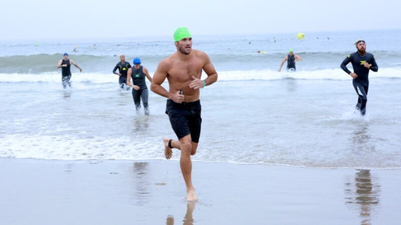 33rd Annual Nautica Malibu Triathlon Presented By Bank Of America