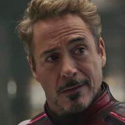Robert Downey Jr Avengers: Endgame