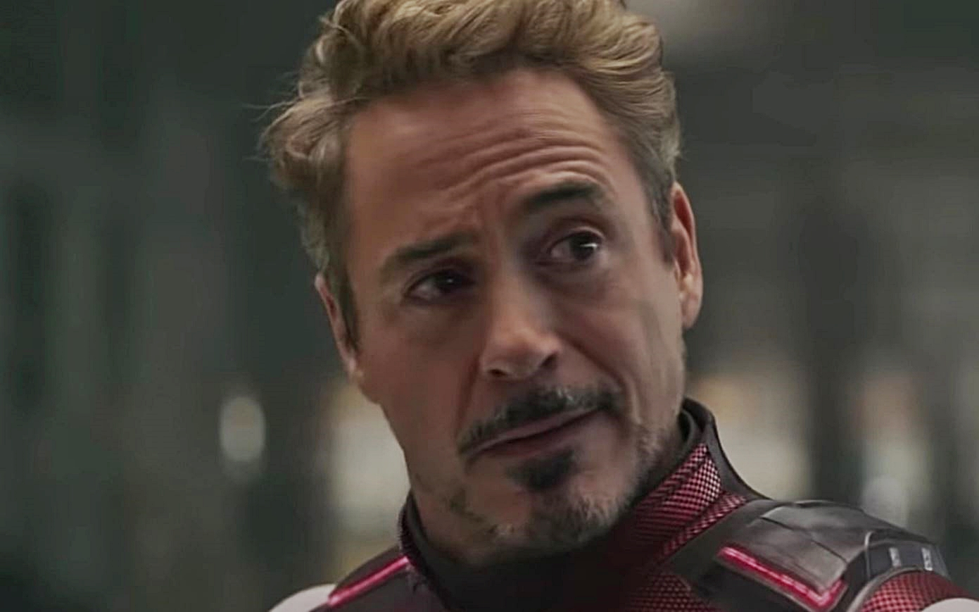 Robert Downey Jr Avengers: Endgame