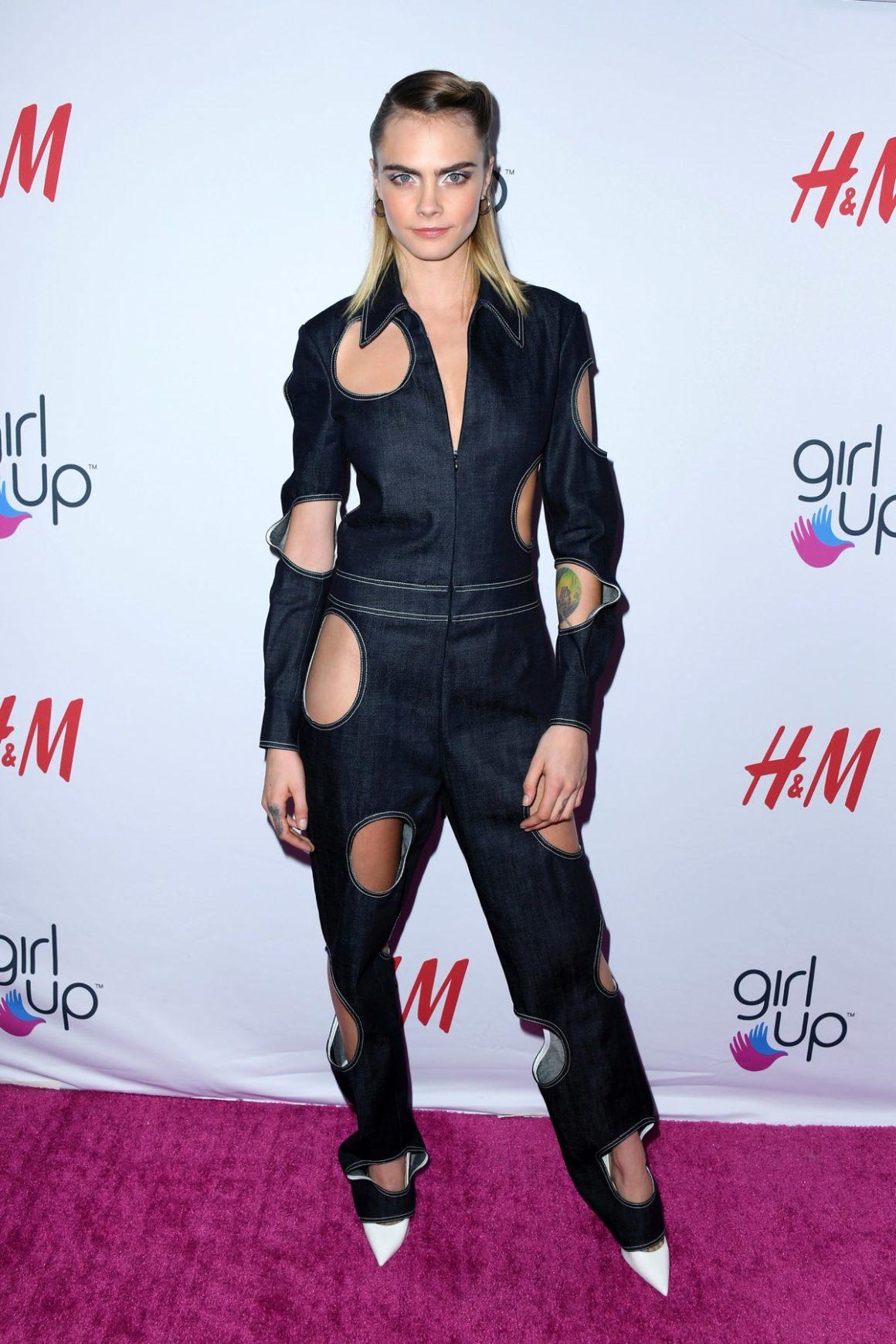 2nd Annual Girl Up #GirlHero Awards - Arrivals