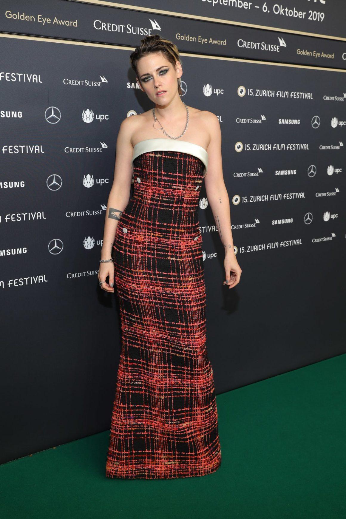 """""""Seberg"""" Premiere - 15th Zurich Film Festival"""