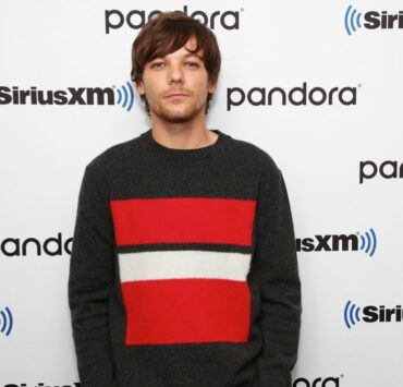 Louis Tomlinson Performs Live On SiriusXM Hits 1 At The SiriusXM Studios In New York City