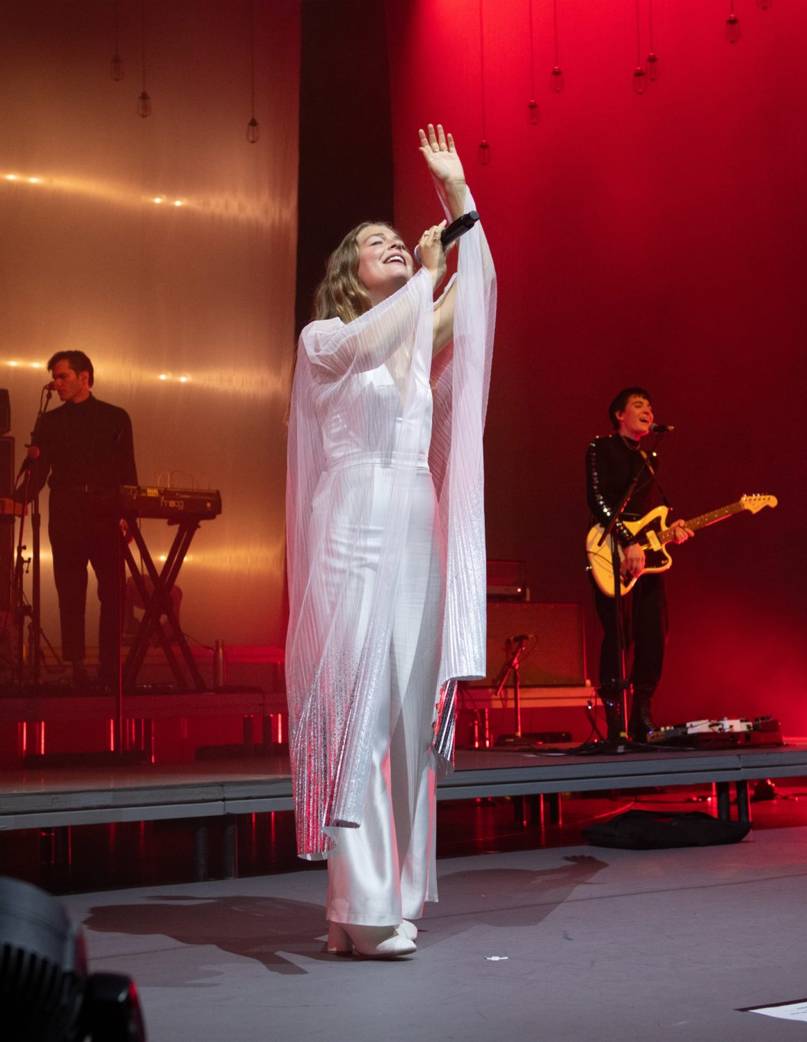 Maggie Rogers With Empress Of In Concert - New York, NY