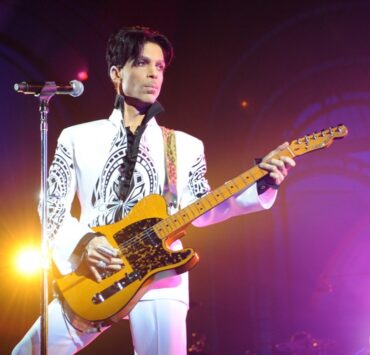 Prince performs on October 11,