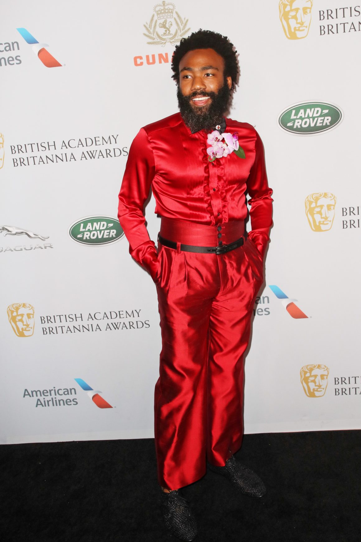 2019 British Academy Britannia Awards presented by American Airlines and Jaguar Land Rover - Arrivals
