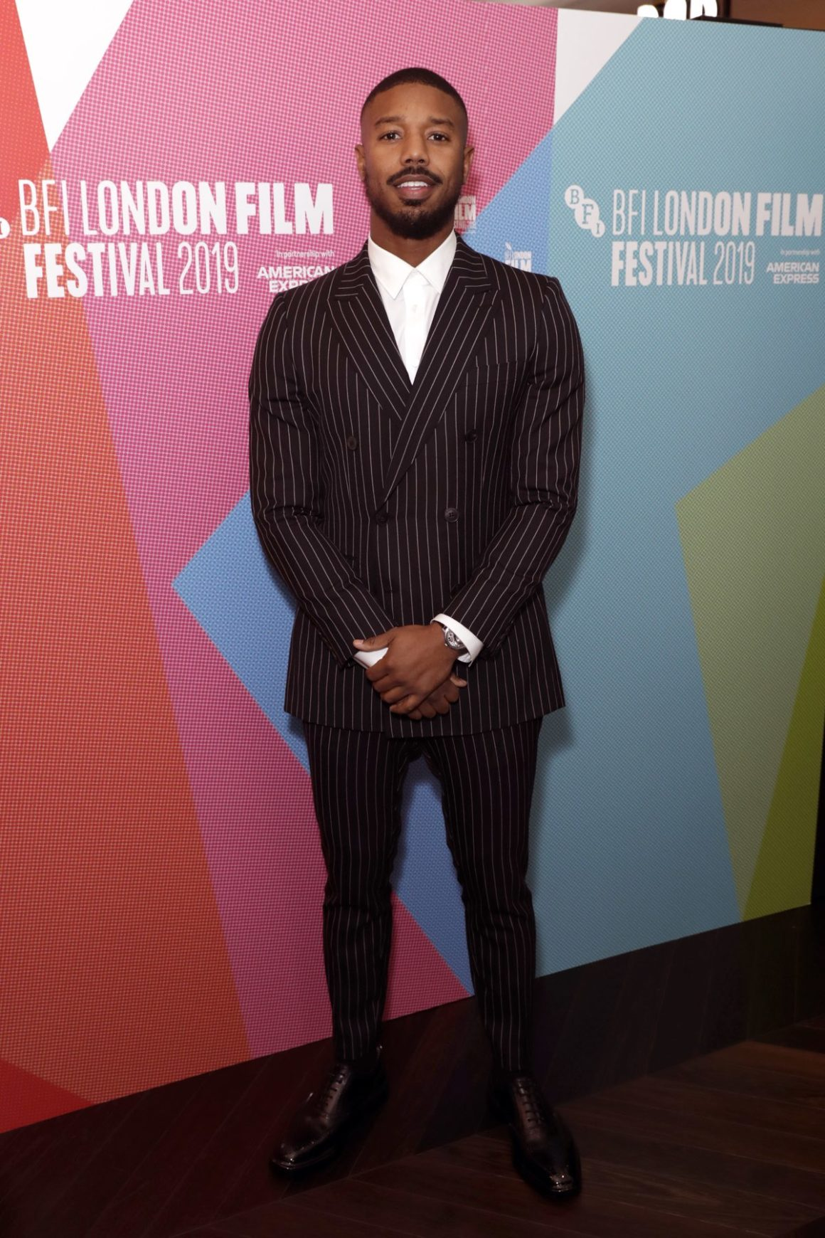 Screen Talk: Michael B Jordan - 63rd BFI London Film Festival