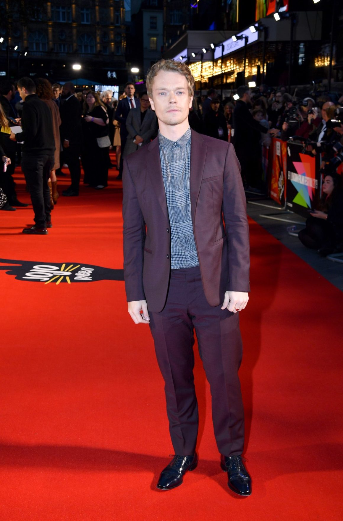 """JoJo Rabbit"" European Premiere - 63rd BFI London Film Festival"