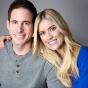Flip or Flop Stars Christina Anstead and Tarek El Moussa