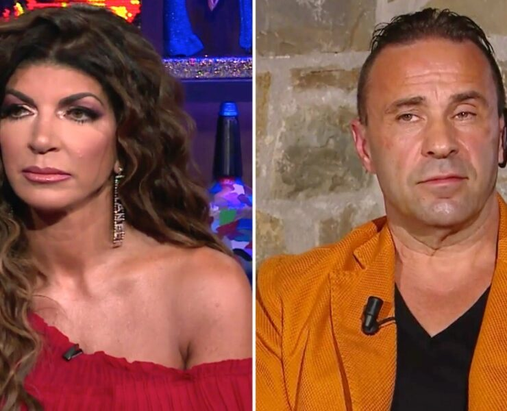 The Real Housewives of New Jersey Special Event: Joe and Teresa Unlocked
