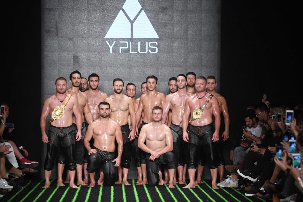 Y Plus By Yakup Bicer - Runway - Mercedes-Benz Fashion Week Istanbul - October 2019