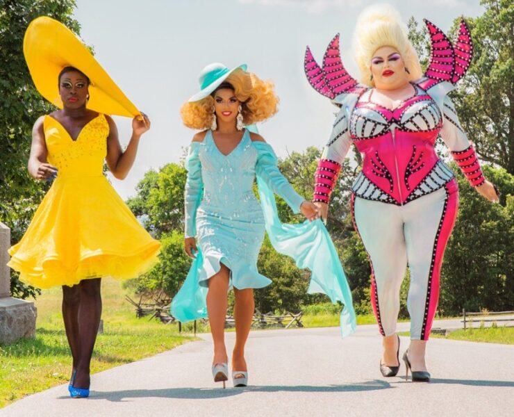 Shangela, Bob the Drag Queen and Eureka O'Hara Are Coming to HBO
