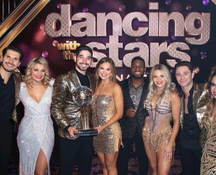 """Dancing With The Stars"" Season 28 Finale - November 25, 2019 - Arrivals"