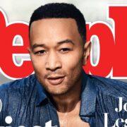 John Legend Named People's Sexiest Man Alive