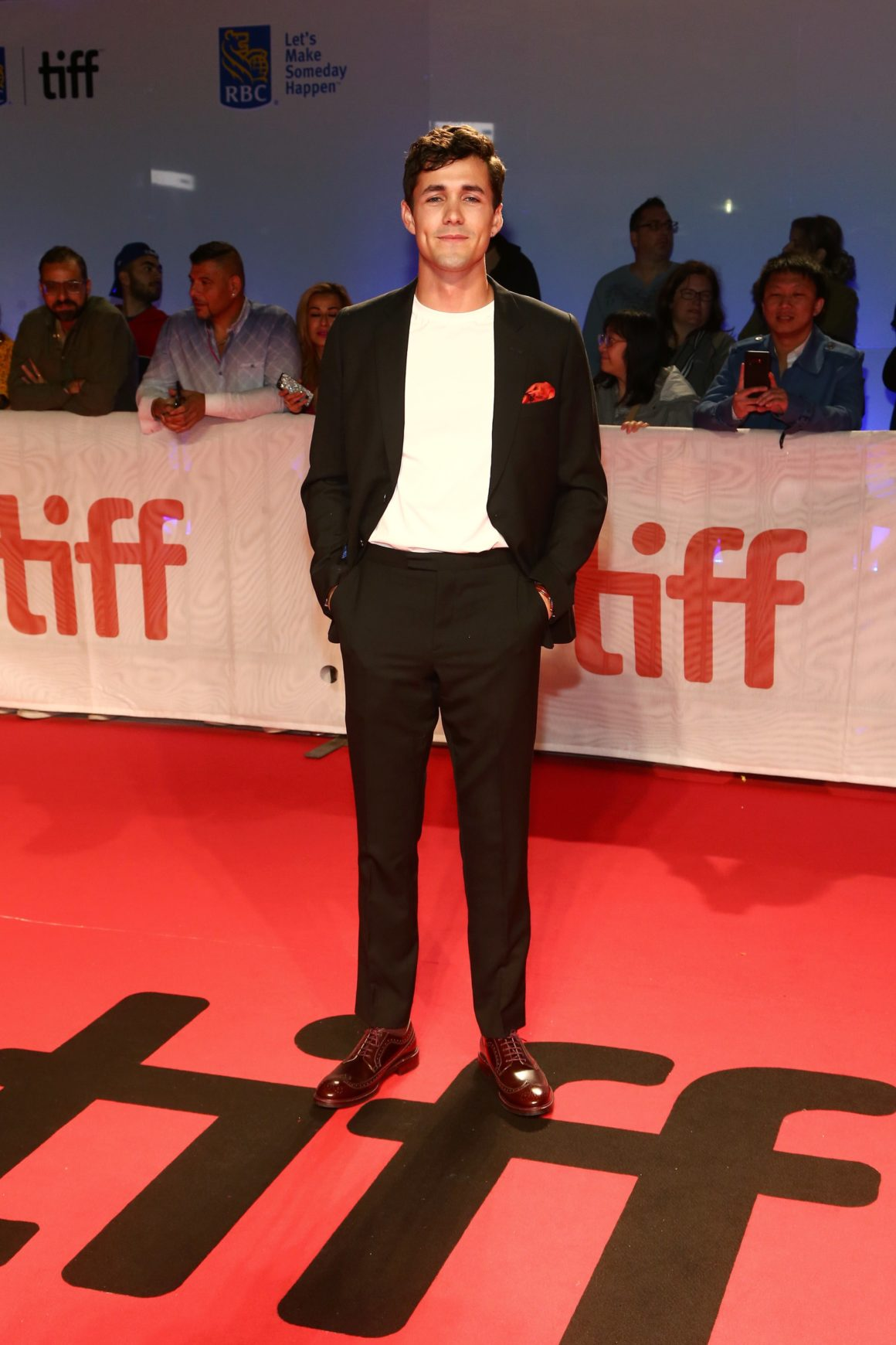 """2019 Toronto International Film Festival - """"The Song Of Names"""" Premiere - Arrivals"""