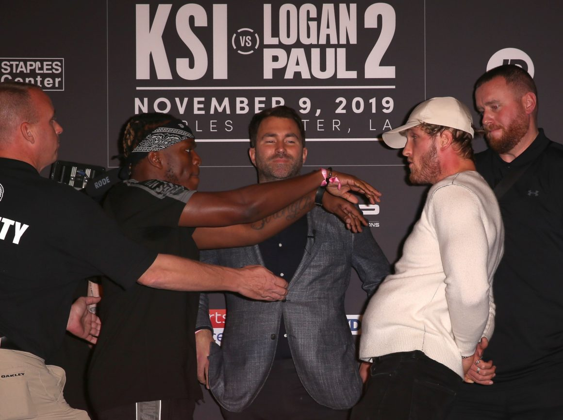 KSI VS. Logan Paul 2 - Final Press Conference