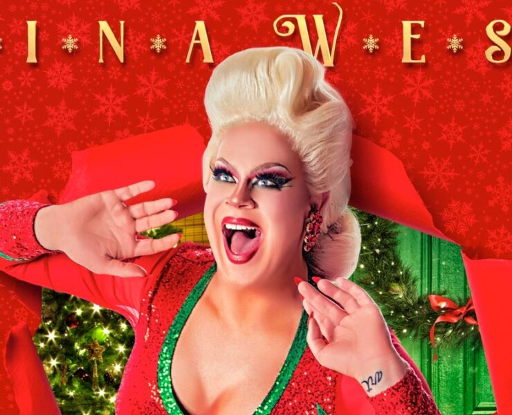 Nina West - The West Christmas Ever