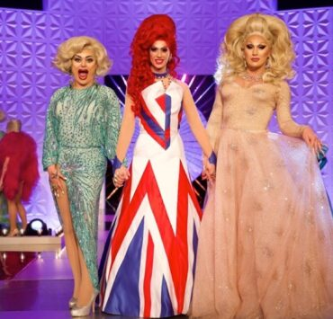 Finale of RuPaul's Drag Race UK