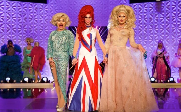 Finale of RuPaul's Drag Race UK