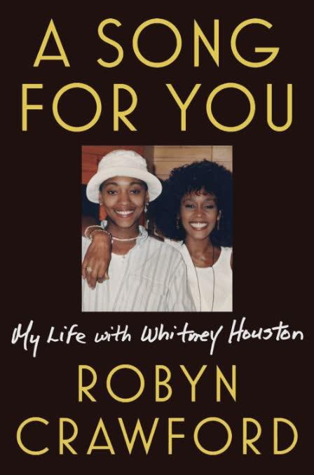Whitney Houston's Best Friend Robyn Crawford Confirms Affair 1