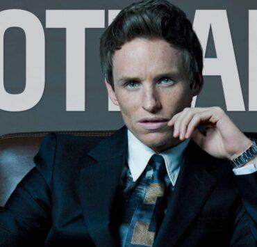 Eddie Redmayne for Gotham Magazine