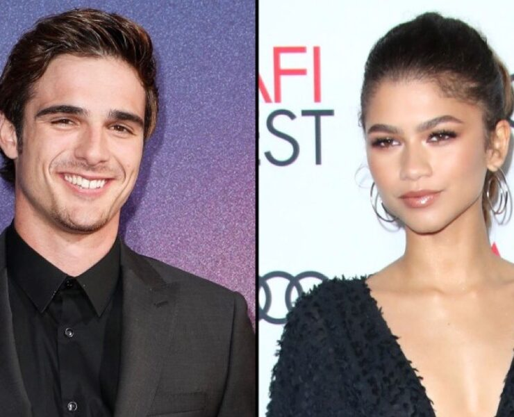 Jacob Elordi and Zendaya
