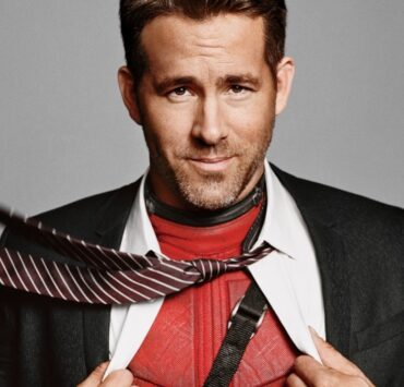 Ryan Reynolds Deadpool GQ
