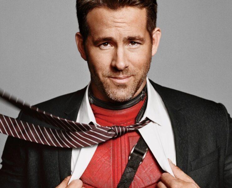 Ryan Reynolds Deadpool GQ