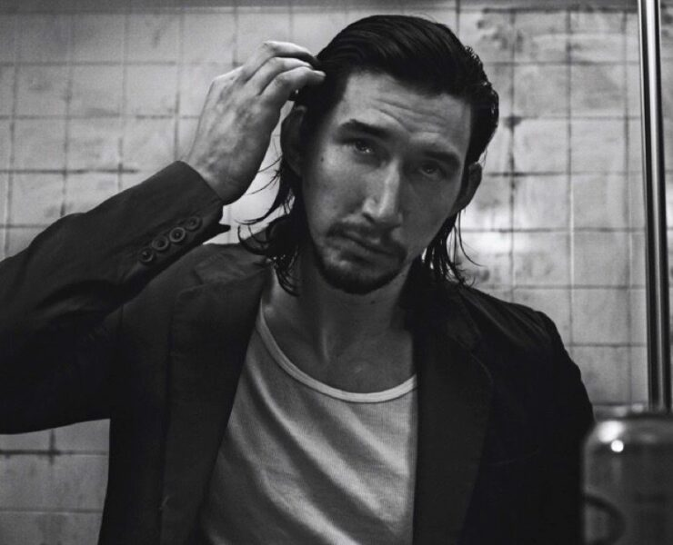 Adam Driver for the December/January 2017 Issue of Interview Magazine