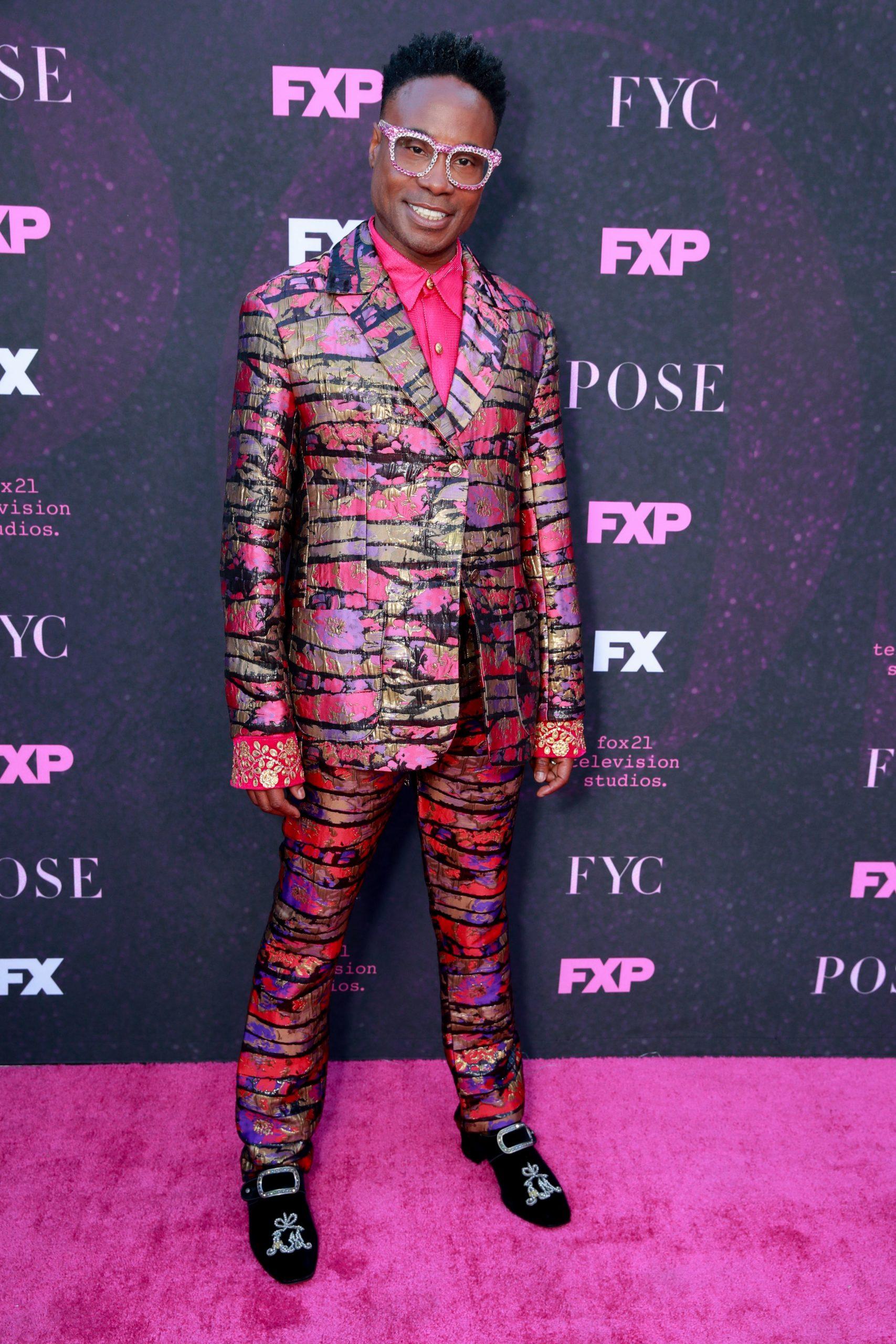 "Red Carpet Event For FX's ""Pose"" - Roaming Carpet"