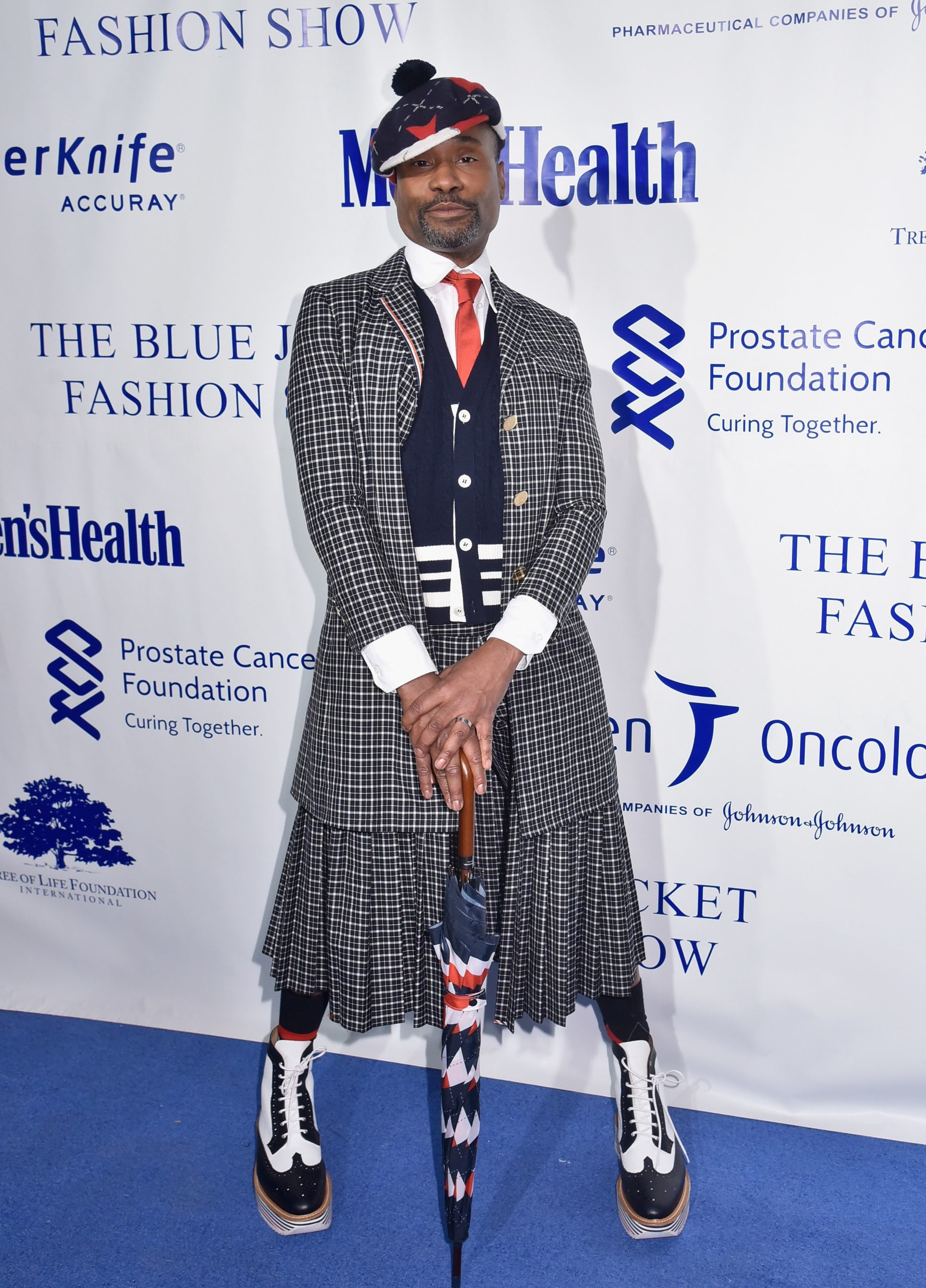 The 3rd Annual Blue Jacket Fashion Show Benefitting The Prostate Cancer Foundation - Arrivals