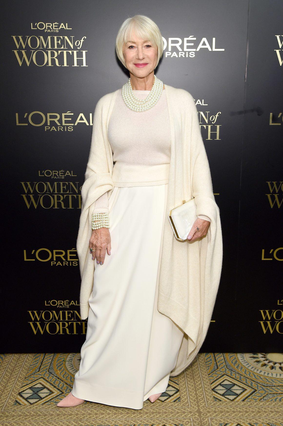 14th Annual L'Oreal Paris Women Of Worth Awards